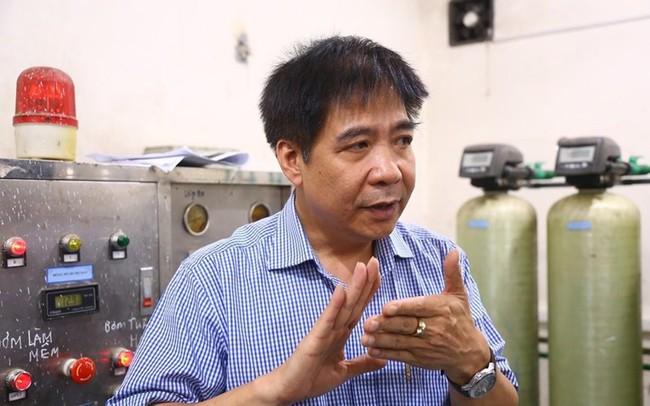 TS Lê Thanh Hải chỉ ra nguyên nhân thật sự khiến 8 người chạy thận tử vong