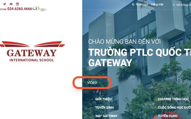 """Sự thật về """"trường học kiểu Mỹ"""" mang tên quốc tế Gateway"""