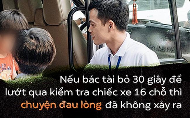 Em bé lớp 1 bị bỏ quên suốt 8 tiếng trên ô tô đưa đón: Sự cẩu thả trong bất cứ nghề nào cũng là một sự bất lương