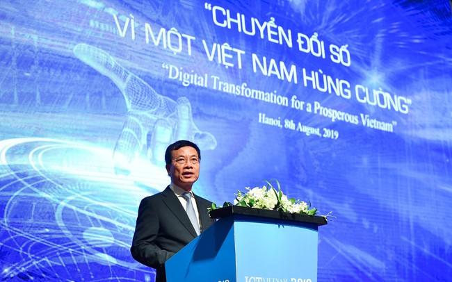 Bộ trưởng Nguyễn Mạnh Hùng: Các doanh nghiệp đã được đất nước nuôi dưỡng nhiều năm nay, giờ là lúc cần đến để làm những điều lớn lao!