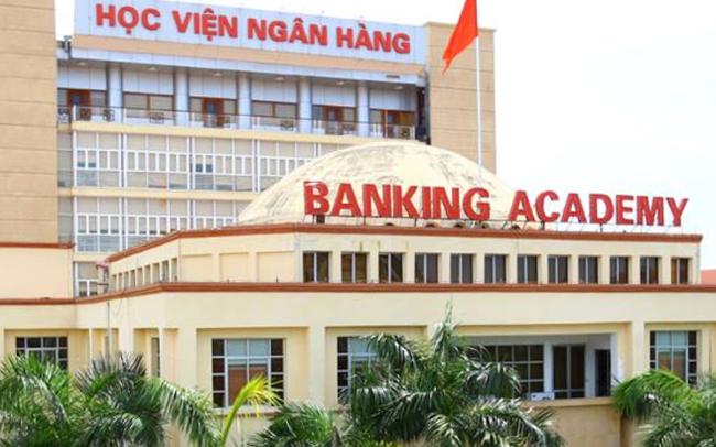 Điểm chuẩn Học viện Ngân hàng năm 2019, cao nhất 24,75 điểm