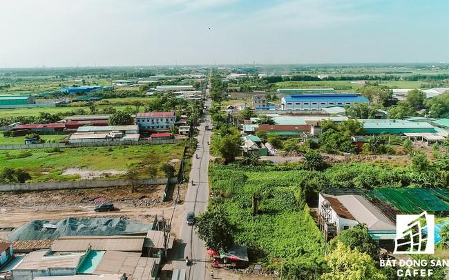 """Sau đợt sốt nóng """"ăn theo"""" loạt dự án lớn, bất động sản khu Tây Bắc TPHCM hiện nay diễn biến thế nào?"""