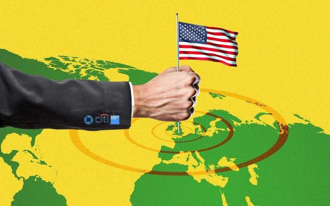 Từng là tội đồ khiến hệ thống tài chính toàn cầu sụp đổ, giờ đây các ngân hàng Mỹ lại đang ở thế thượng phong và xâm chiếm cả thế giới - ảnh 1