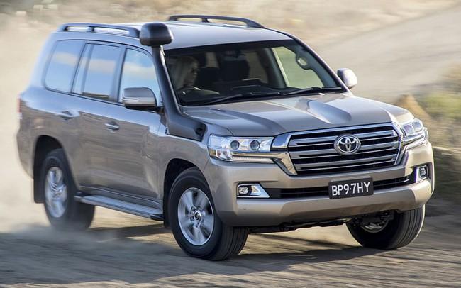 Top 10 ô tô bán chậm nhất tháng 8/2019: Toyota góp mặt 4 mẫu xe, thêm nhân tố mới xuất hiện