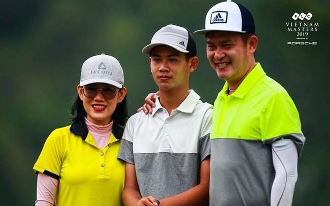 Golfer trẻ nghiệp dư Việt nhận được gì từ những giải đấu chuyên nghiệp