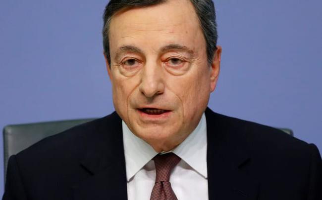NHTW châu Âu hạ lãi suất xuống dưới ngưỡng 0, đồng euro ngay lập tức chạm đáy 2 năm