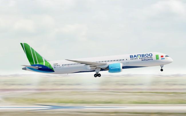 """Bamboo Airways tiếp tục """"soán ngôi"""" bay đúng giờ toàn ngành hàng không Việt Nam"""