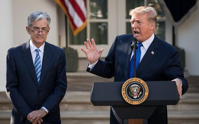 FED hạ lãi suất, Tổng thống Trump vẫn nặng lời chỉ trích: Tiếp tục thất bại, không có tầm nhìn, thiếu can đảm… - ảnh 1