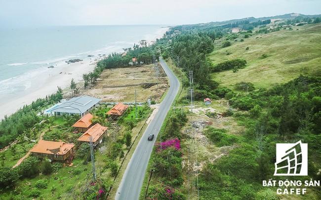 Hơn 999 tỷ đồng nâng cấp, xây dựng tuyến đường ven biển Phan Thiết - Kê Gà