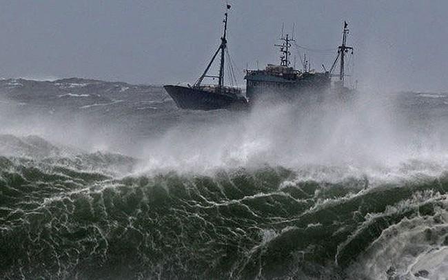 Xuất hiện áp thấp giữa Biển Đông