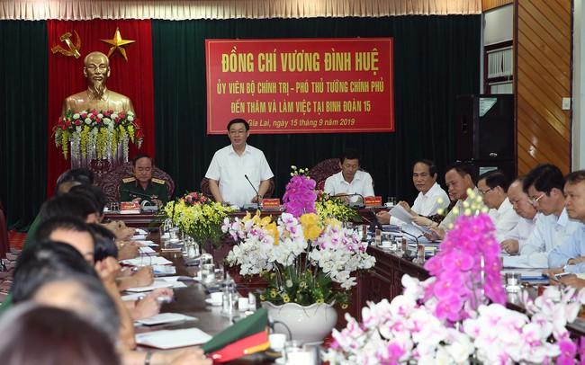 Bộ Quốc phòng sẽ thu hẹp hoạt động sản xuất kinh doanh của các doanh nghiệp