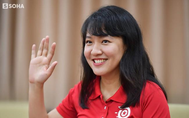 Bà Lê Diệp Kiều Trang rời Go Viet sau 5 tháng