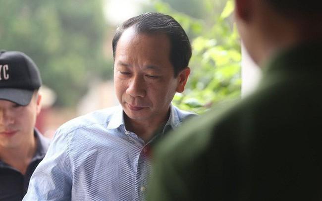 Phó Chủ tịch UBND tỉnh Hà Giang đến dự phiên tòa xét xử gian lận điểm thi THPT Quốc gia 2018