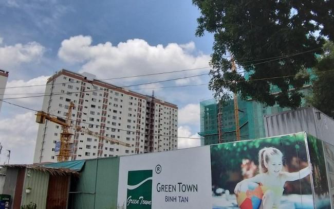 Người mua nhà dự án Green Town Bình Tân lâm vào thế khó