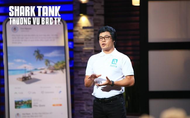 """""""Khôn"""" như mạng xã hội du lịch Astra: Chi 5 đồng phát triển user muốn bán cho shark giá 50 đồng, định giá 10 triệu USD dù chưa ra sản phẩm"""