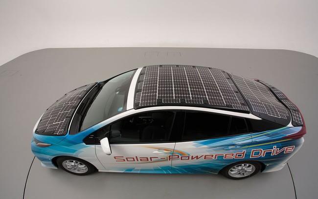 Ý tưởng táo bạo của Toyota về một chiếc xe không nhiên liệu khó thành hiện thực? - ảnh 1