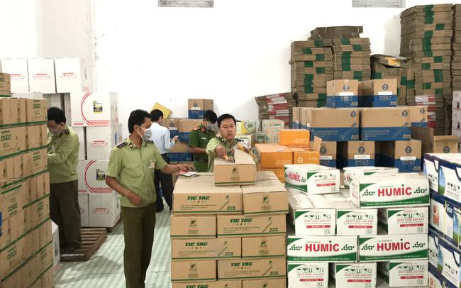 Đồng Tháp: Phát hiện cơ sở kinh doanh thuốc bảo vệ thực vật giả - ảnh 1