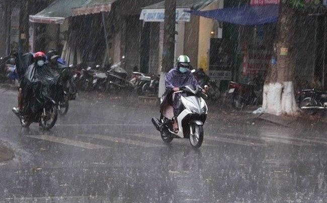 Miền Bắc se lạnh, Trung Bộ và Nam Bộ có mưa dông