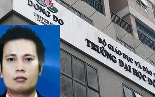 Hơn 1 tháng ông Trần Khắc Hùng bị truy nã liên quan đến Đại học Đông Đô, Tập đoàn Sara mới miễn nhiệm chức vụ Chủ tịch