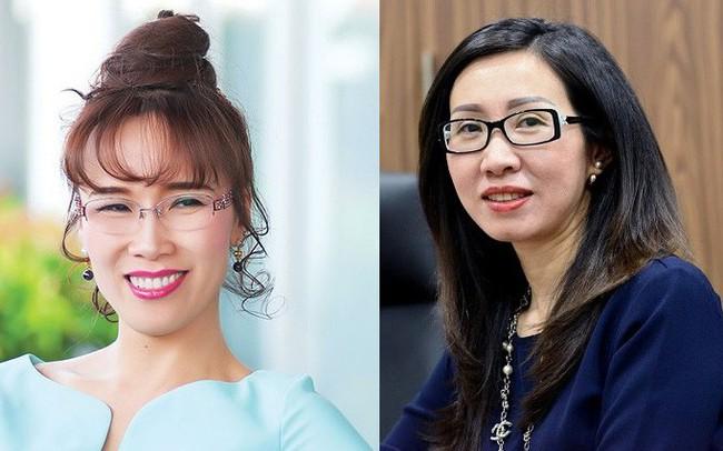 CEO Vietjet và Nutifood lọt top nữ doanh nhân quyền lực châu Á năm 2019