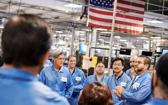 Nikkei: Sản xuất iPhone có thể sang Việt Nam hoặc Ấn Độ, nhưng Mac Pro sẽ ở lại Mỹ
