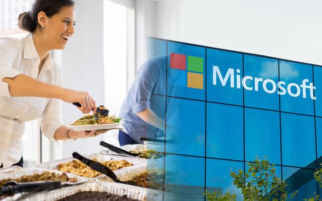 Nể phục trước Microsoft giải quyết chuyện ăn trưa cho nhân viên: Muốn sống một cuộc đời khác biệt, thứ đầu tiên phải thay đổi là tư duy!