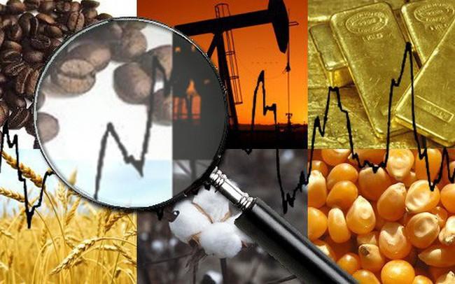 Thị trường ngày 24/9: Vàng đạt đỉnh 2 tuần, palađi lập kỷ lục cao mới, khí gas thấp nhất 10 năm