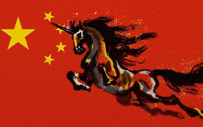 """Bùng nổ khởi nghiệp công nghệ đang hạ nhiệt, những """"kỳ lân"""" Trung Quốc gặp khó khăn trong huy động vốn"""