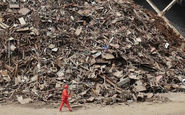 Trung Quốc lần đầu không nhập khẩu thép phế liệu trong gần 2 thập kỷ