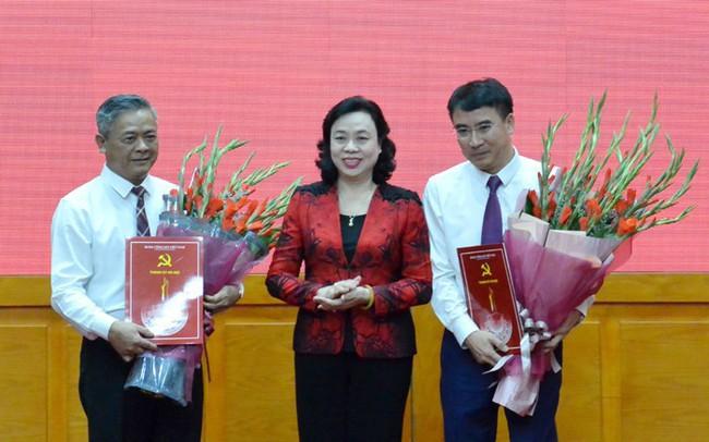 Ông Nguyễn Xuân Lưu làm Bí thư Quận ủy Thanh Xuân
