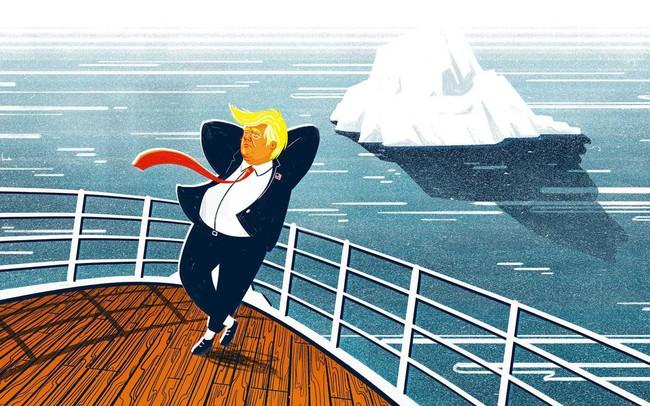 Kinh tế Mỹ dưới thời Trump đang dần xì hơi, gói cắt giảm thuế 1.000 tỷ USD không có nhiều ý nghĩa - ảnh 1