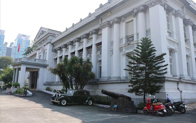 TP.HCM xây Bảo tàng 1.400 tỉ đồng: Bảo tàng hiện hữu có thực sự xuống cấp?