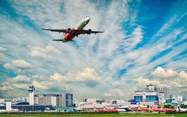 Vietjet nằm trong top 12 thế giới về tỷ trọng doanh thu phụ trợ vận chuyển hàng không