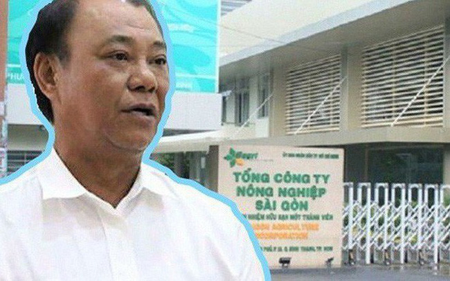 UBKT Thành ủy TPHCM thi hành kỷ luật 6 cán bộ, lãnh đạo Tổng Công ty Nông nghiệp Sài Gòn