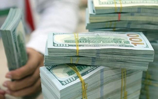 Các ngân hàng đồng loạt tăng giá USD