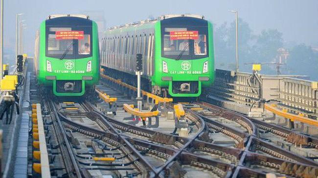 Đường sắt Cát Linh – Hà Đông: Năm 2019 mới giải ngân được 12,6% vốn