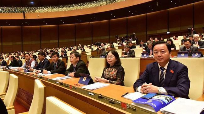 Quốc hội chuẩn bị chất vấn: Không lạm dụng đăng ký tranh luận để đặt câu hỏi - ảnh 1