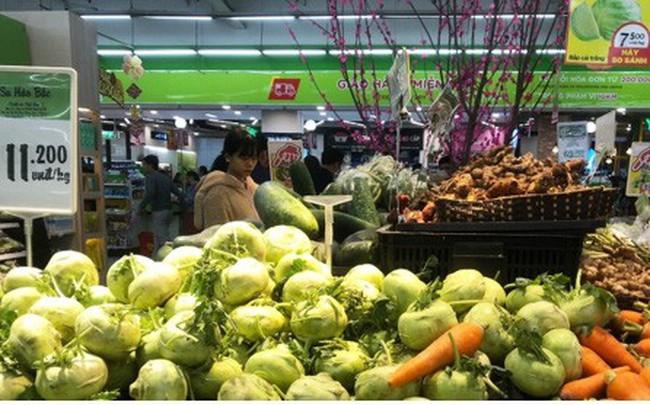 Rét đậm rét hại, giá rau xanh ở Hà Nội tăng từng ngày