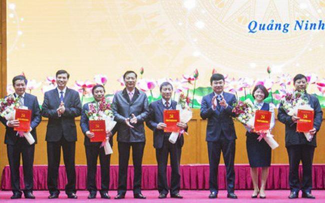 Quảng Ninh điều động, bổ nhiệm hàng loạt nhân sự chủ chốt
