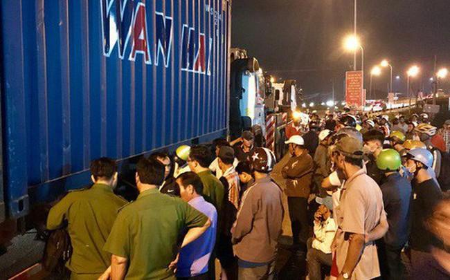 Vụ tai nạn giao thông thảm khốc ở Long An: Tài xế đã ra trình diện