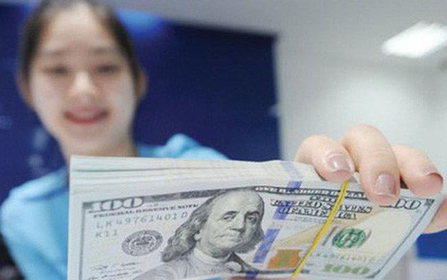 Sau gần một năm, Ngân hàng Nhà nước nâng giá mua USD