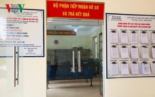 Cán bộ mở tiệc buổi sáng, chiều nghỉ làm: Lãnh đạo huyện ở Hà Nội nói gì?