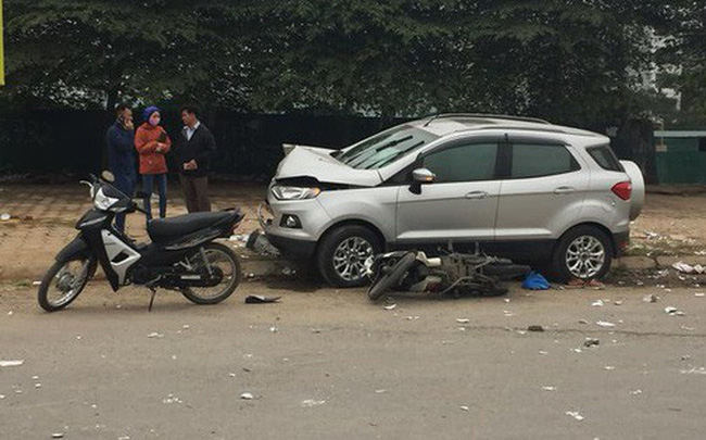"""Chủ xe ô tô """"điên"""" đâm hai vợ chồng tử vong ở Hà Nội là phụ nữ"""