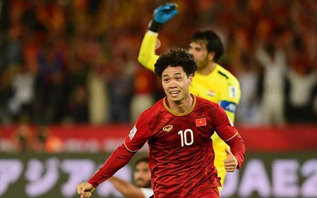 Báo quốc tế bình chọn Công Phượng hay nhất ngày thi đấu thứ 4 của Asian Cup 2019