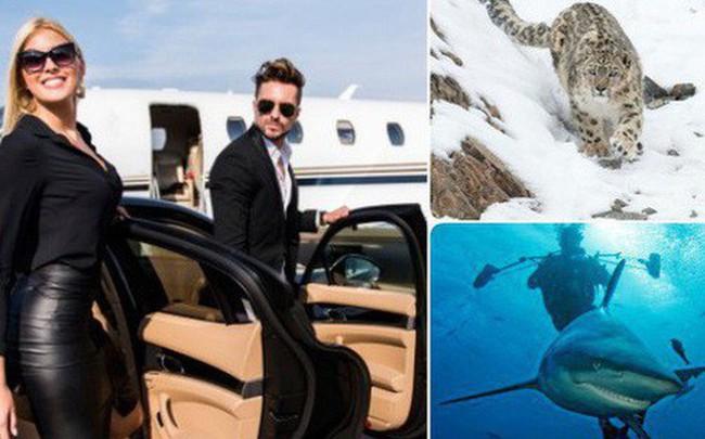 """Nghỉ phép kiểu siêu giàu: Đốt cả triệu đô để có chuyến du lịch sinh tồn """"không đụng hàng"""""""