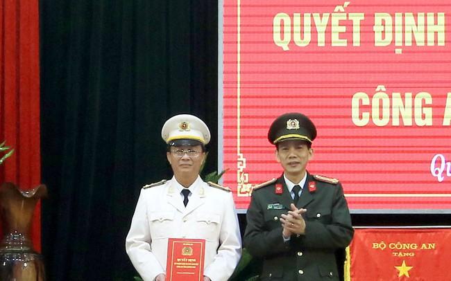 Quảng Nam, Đắk Nông bổ nhiệm Phó Giám đốc Công an tỉnh