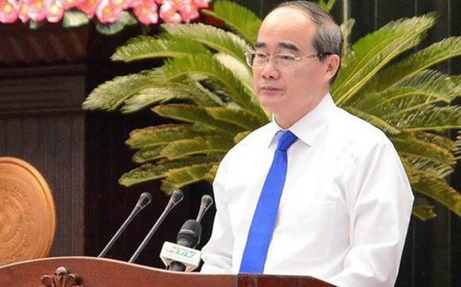 Bí thư Thành ủy TP HCM báo cáo Thủ tướng việc kỷ luật 142 cán bộ