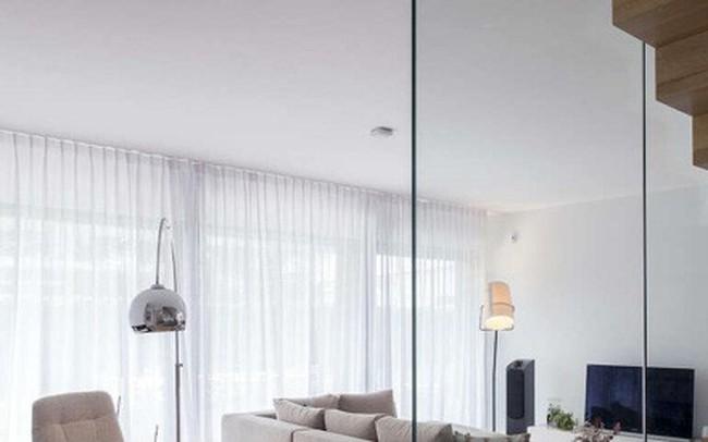 Ngôi nhà đơn giản dành cho người thích yên tĩnh - ảnh 1