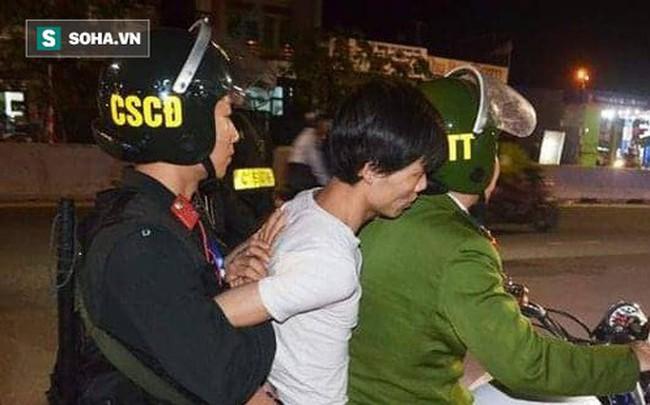 [Nóng] Giám đốc Công an Đà Nẵng: Đã bắt được tên cướp dùng súng, mìn tấn công cửa hàng Viettel - ảnh 1