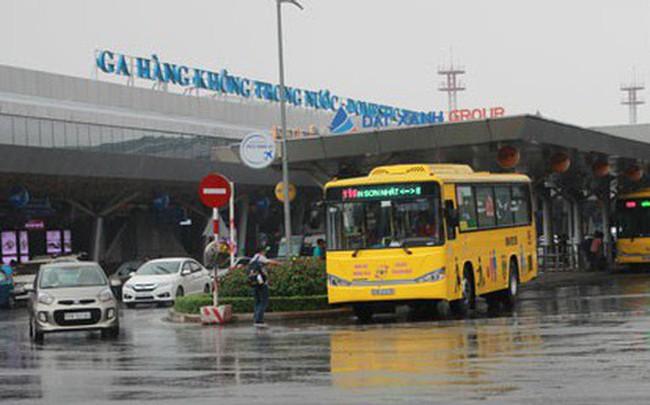 Dùng xe buýt giảm áp lực cho Tân Sơn Nhất